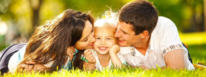Happy-Family-Couple-And-Kid